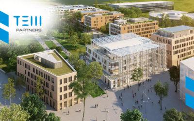 AgroParisTech INRA : mise en chantier du nouveau campus