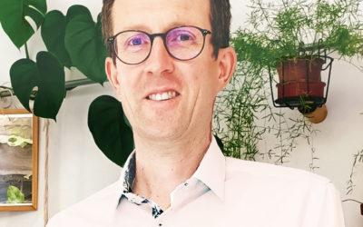 Nous souhaitons la bienvenue à Bruno GIPPET au poste de Directeur du service Génie Urbain